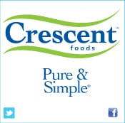 USA: Crescent Foods unveils new user friendly website