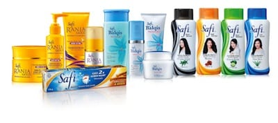 International Distributors Wanted for Halal Toiletries Brand