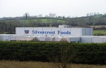 A view of the Silvercrest Foods factory in Ballybay, Co Monaghan. Photograph: Philip Fitzpatrick