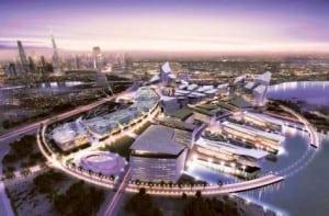 Image Credit: Courtesy: The Government of Dubai Media Office - Artistic impression of Dubai Design District.