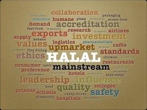 Halal word-pic