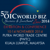 5th OIC World Biz Exhibition & Conference 2014