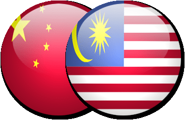 China_Malaysia_Flags
