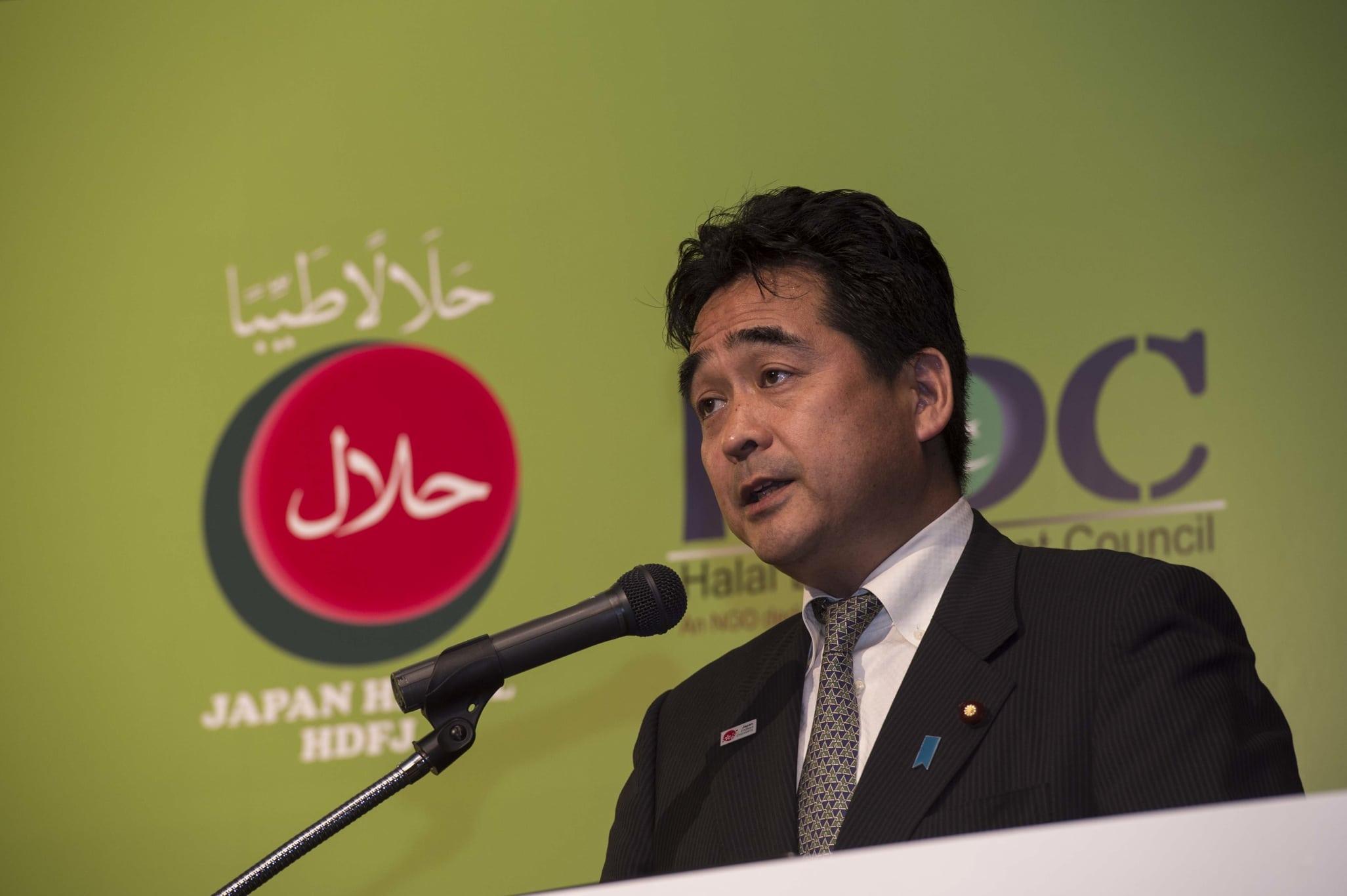 H.E Manabu Sakai