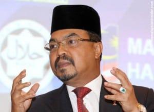Minister in the Prime Minister's Department, Datuk Seri Jamil Khir Baharom