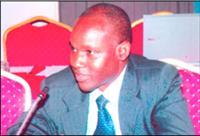 Mr Secka, director general of The Gambia Standards Bureau
