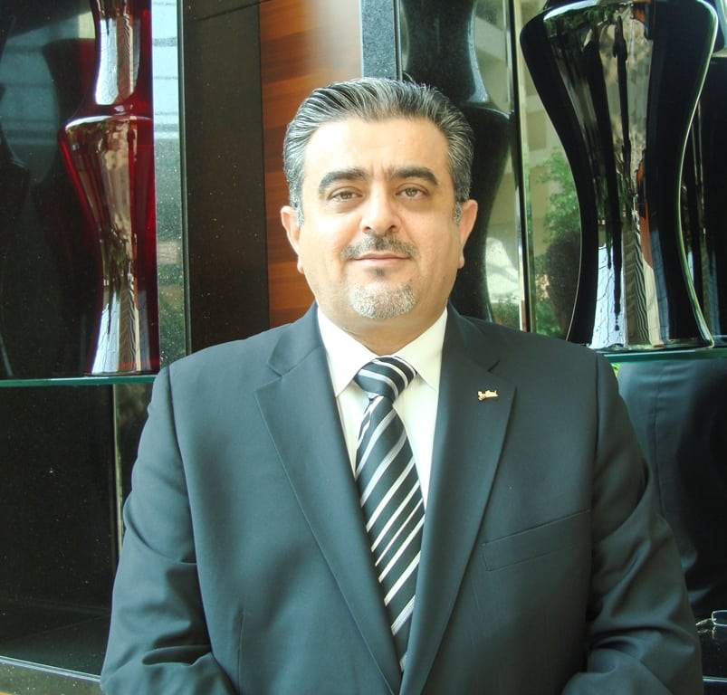 Basel Talal, District Director, The Rezidor Hotel Group Saudi Arabia and General Manager of the Radisson Blu Hotel in Riyadh