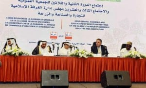 UNITY STRESSED: The Islamic Chamber of Commerce, Industry and Agriculture (ICCIA) highlighted and emphasized on strengthening the economy of the 57 Islamic states at a meeting of the general assembly and the board of directors of the ICCIA on Saturday.