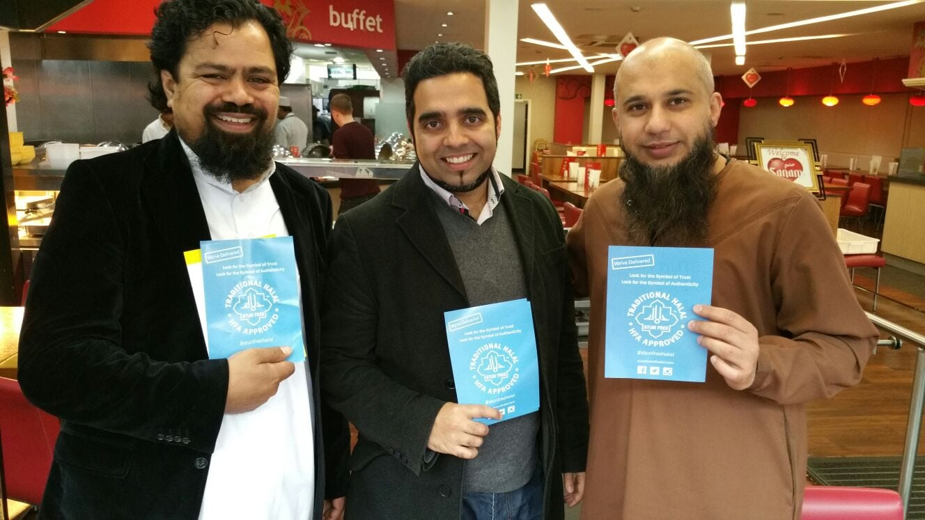 Traditional Halal launch