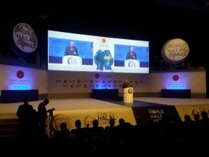 Turkey: Muslim states urged to compete for $4B halal market