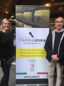 UK: 'Parma 2064' Halal Parmigiano Reggiano cheese has