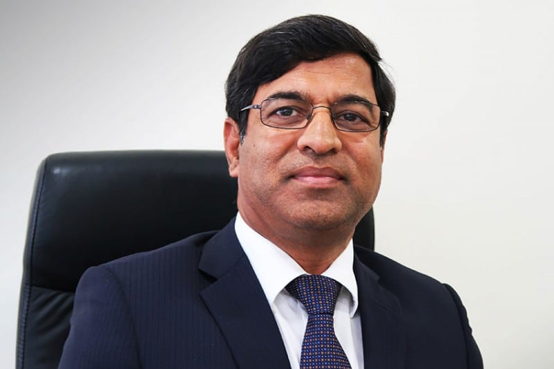 Dr Nur Rahman, CEO, Ghanim