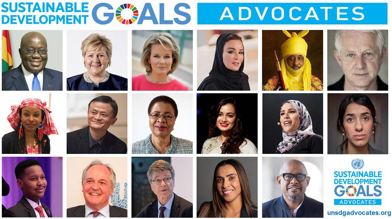 UN SDGs Advocates