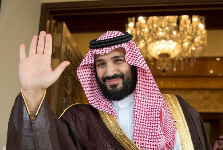 Crown Prince MBS